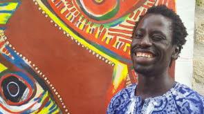 Madior Dieng (Plastic Artist, Senegal)